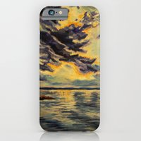 I'll Be At The Lake  iPhone 6 Slim Case