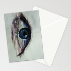 Watercolor Eye Stationery Cards