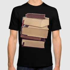 Classics SMALL Black Mens Fitted Tee