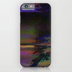 19-46-12 (Black Hole Glitch) iPhone 6s Slim Case
