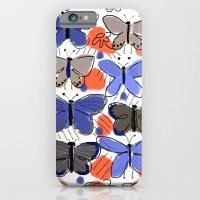 Butterflies Butterflies iPhone 6 Slim Case