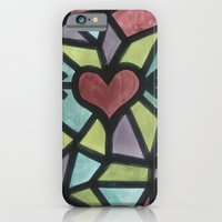 iPhone & iPod Case featuring Stained Love by Sean Martorana