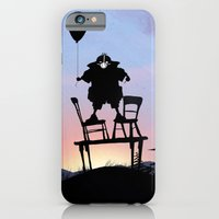 Bane Kid iPhone 6 Slim Case