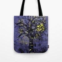 the Vison Tree Tote Bag