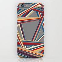 Bars And Stripes iPhone 6 Slim Case