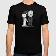 Frankie & Bride Mens Fitted Tee Black SMALL