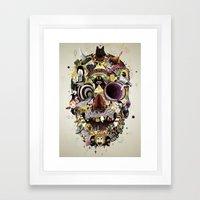 Pick Me Up Framed Art Print