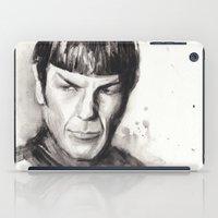 Spock Star Trek iPad Case