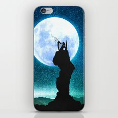 A Midnight Lullaby iPhone & iPod Skin