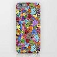Doodle Mix 1 iPhone 6 Slim Case