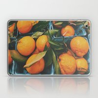 Oranges Laptop & iPad Skin
