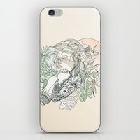 I N K : III iPhone & iPod Skin