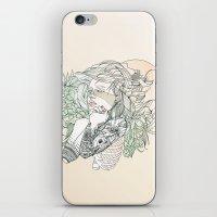 I N K : III iPhone & iPod Skin