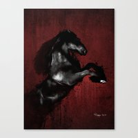 The Horse Canvas Print