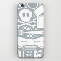 Dapper iPhone & iPod Skin