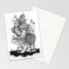 Mr. Toad Stationery Cards
