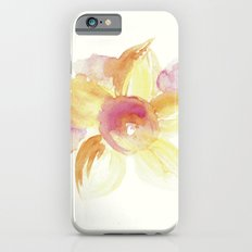 Sunflower Watercolor iPhone 6 Slim Case
