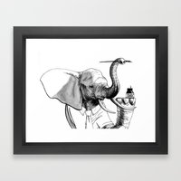 Got Ink ? Framed Art Print