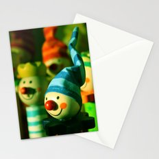 Happy crayons  Stationery Cards