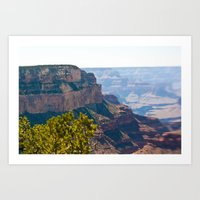 Grand Canyon 3 Art Print