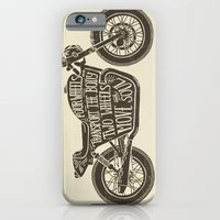 Two wheels move the soul iPhone 6 Slim Case