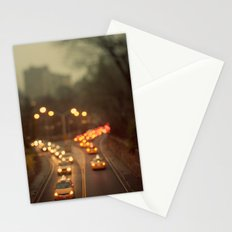Taxicab Confessions - New York Stationery Cards