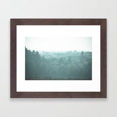 Respite Forest Framed Art Print
