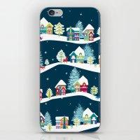 Apres Ski iPhone & iPod Skin