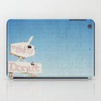 the jelly donut iPad Case