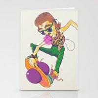 Eighties Stationery Cards