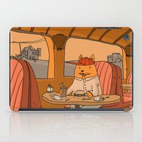American Fast Food iPad Case