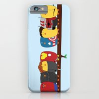 Civil War iPhone 6 Slim Case