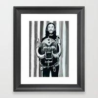 Motorhead Framed Art Print