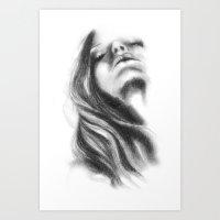 Throwback // Fashion Ill… Art Print