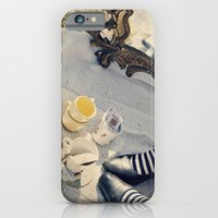 iPhone & iPod Case featuring Alice by Irene Miravete