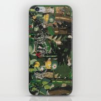 Tending to the Wounded, Vietnam iPhone & iPod Skin