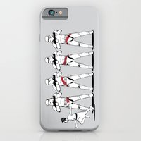 a Rebel Since She Was Young - US AND THEM iPhone 6 Slim Case