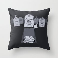 Death Of A Loved One Throw Pillow