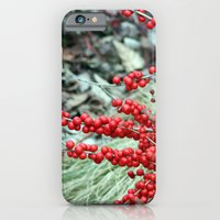 Green and Red iPhone 6 Slim Case
