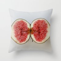 Fig 1 Throw Pillow