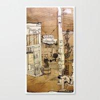 Bauhaus Canvas Print