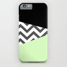 Color Blocked Chevron 3 Slim Case iPhone 6s