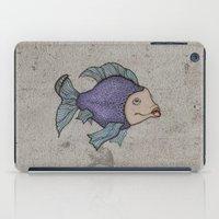 Pececitos color! II iPad Case