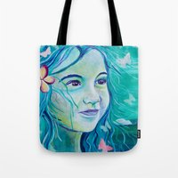 Butterflies for Reagan Tote Bag