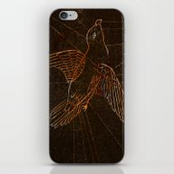 iPhone & iPod Skin featuring Birdy by Blaz Rojs