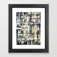 Smoke Digital 1 Framed Art Print