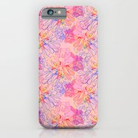psychedelic succulent iPhone 6 Slim Case
