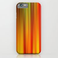 iPhone & iPod Case featuring Burning Field by Clive Eariss