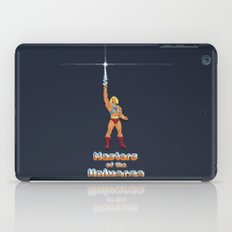 Masters of the Universe iPad Case
