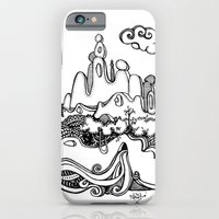 Lonely mountain iPhone 6 Slim Case